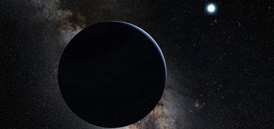 Самая тёмная планета