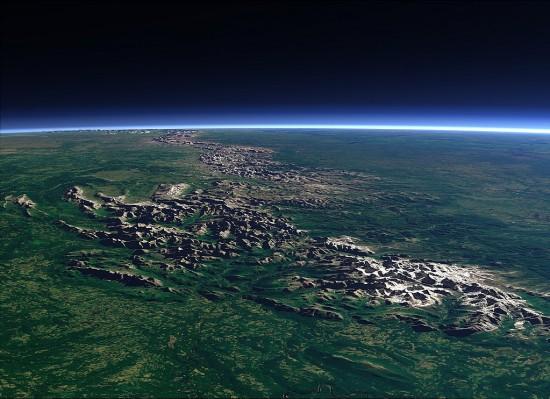 Факты про Уральские горы